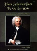 J.S. Bach: The Solo Lute Works