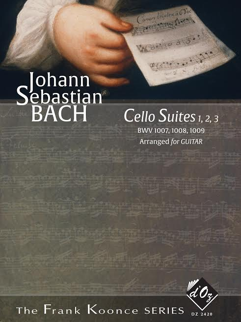 J.S.Bach Cello Suites 1, 2, 3
